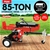 85 Ton Diesel Log Splitter Wood Cutter Axe Block