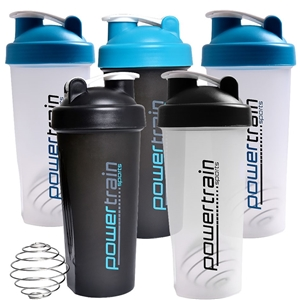 5x 700ml Protein Drink Water Bottle Shak