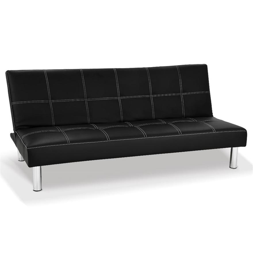 Chelsea 3 Seater Faux Leather Sofa