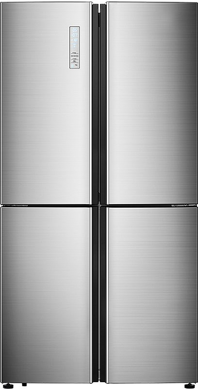 Hisense 695L French Door Fridge (HR6CDFF695S) (Stainless) (Reconditioned)
