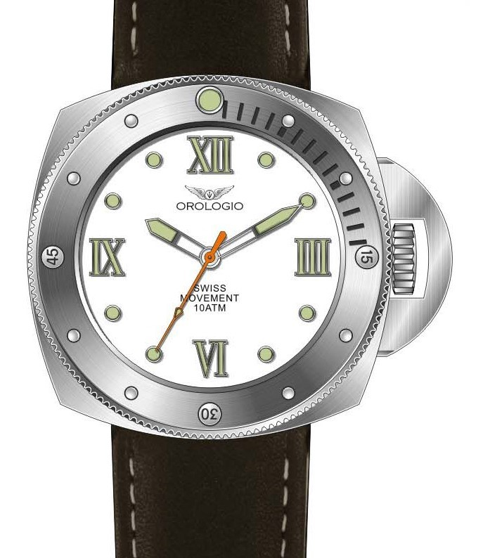 Orologio MM Swiss Collection Watch