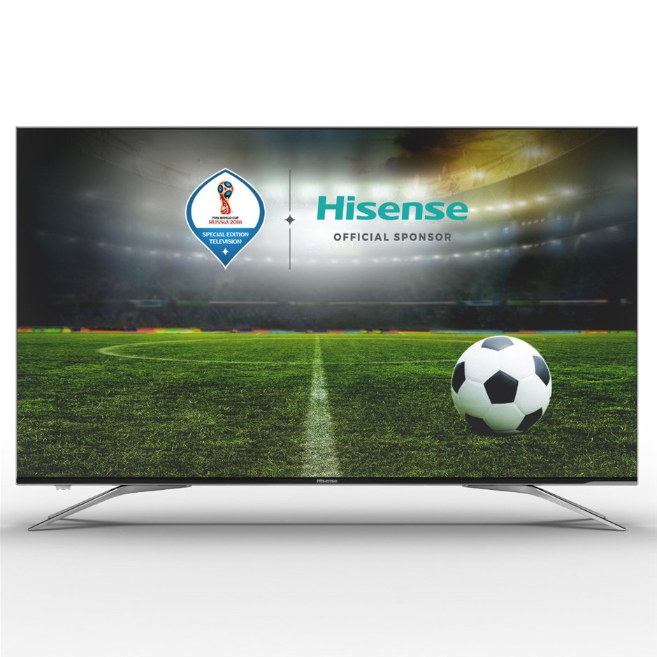 Hisense 50P7 50 Inch 126cm Smart 4k Ultra HD ULED LCD TV
