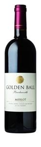 Golden Ball Merlot 2012 (12 x 750mL), Be