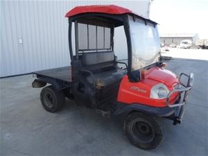 Kubota RTV900 ATV 2 Seater 4WD (B-Type Asset) (Pooraka, SA)