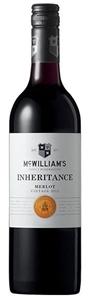 McWilliam's `Inheritance` Merlot 2017 (1