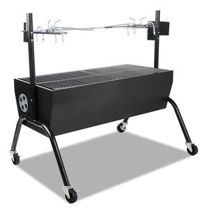 Grillz Portable Electric Spit Roaster &