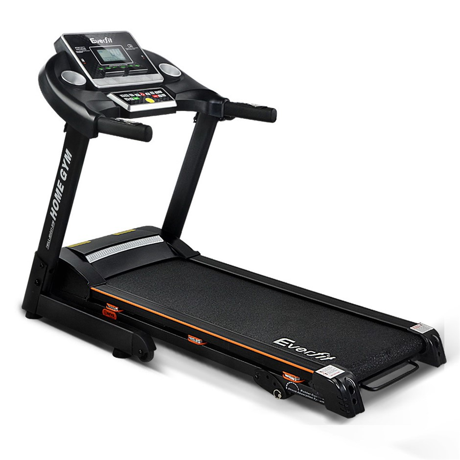 Everfit Electric Treadmill Home Machine Exercise Equipment 18 Speed