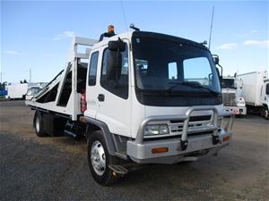 2000 isuzu fsr 700 4 x 2 tilt tray truck auction (0001-7020826