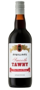 McWilliam's Smooth Tawny NV (12 x 750mL)