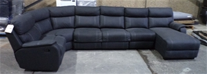 Porter 6 Seat Modular Lounge With Sofa B