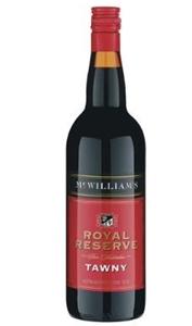 McWilliam's Royal Reserve Tawny NV (12 x
