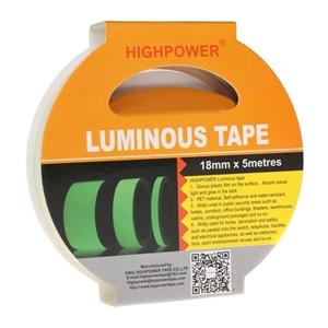 6 x Luminous Self-Adhesive Tapes 5M x 18