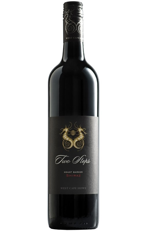 West Cape Howe `Two Steps` Shiraz 2015 (12 x 750mL), Mount Barker, WA.