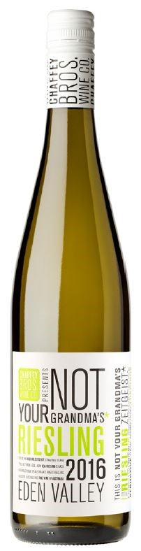 Not Your Grandma's Riesling 2016 (6 x 750mL) Eden Valley