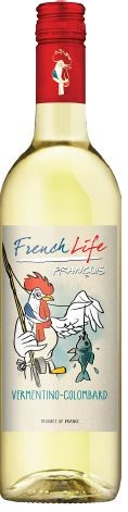 French Life Vermentino Colombard 2017 (6 x 750mL) France