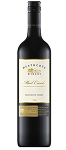Heathcote Winery `Mail Coach` Shiraz 200