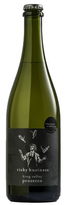 Risky Business Prosecco NV (12 x 750mL) King Valley