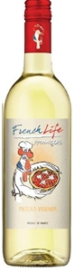 French Life Muscat Viognier 2017 (6 x 75