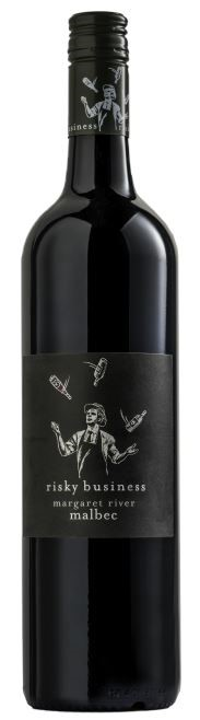 Risky Business Malbec 2016 (12 x 750mL) Margaret River, WA