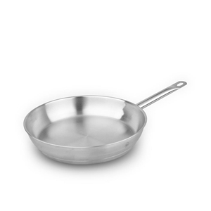 Pro-X 24cm Stainless Steel Frypan Frying