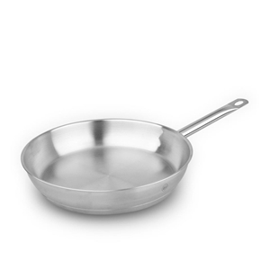 Pro-X 28cm Stainless Steel Frypan Frying