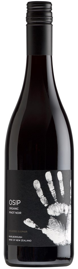 Seresin Estate `Osip` Pinot Noir 2016 (12 x 750mL), Marlborough, NZ.