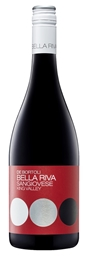 De Bortoli `Bella Riva` Sangiovese 2015 (6 x 750mL), King Valley, VIC.