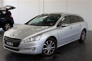 2012 Peugeot 508 Allure Touring Turbo Diesel Automatic Wagon