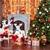 Jingle Jollys 8FT Christmas Tree - Green