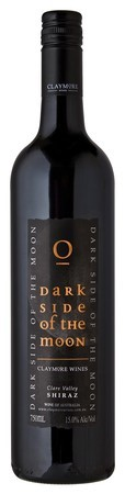 Claymore Dark Side Of Moon Shiraz 2017 (12 x 750mL), Clare Valley, SA.