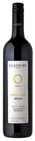 Claymore Nirvana Reserve Shiraz 2014 (6 x 750mL), Clare Valley, SA.