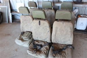 6 x Perentie Seats