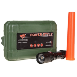 High Powered Rechargeable Waterproof CRE