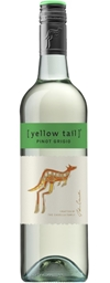 Yellowtail Pinot Grigio 2018 (6 x 750mL), SE, AUS.