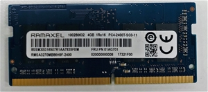 RAMAXEL 4GB DDR4 PC4-2400T SCO-11