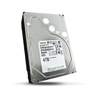 Toshiba Internal CCTV Hard Disk Drive 4T