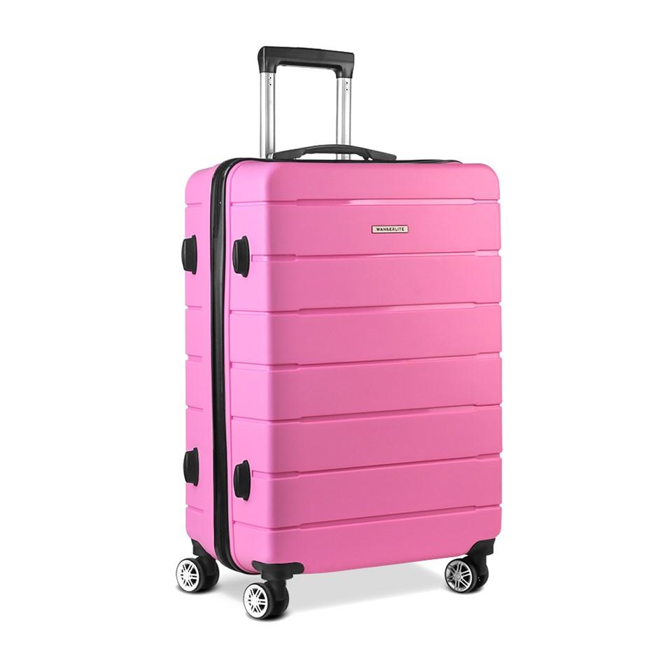Wanderlite 28 Suitcase - Pink