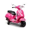 Rigo Kids Ride On Vespa - Pink