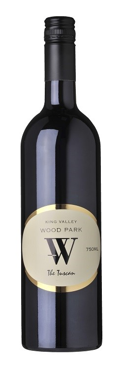 Wood Park `Tuscan` Park 2014 (12 x 750mL), King Valley, VIC.