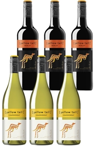 Yellowtail Chardonnay & Merlot Mixed Pac