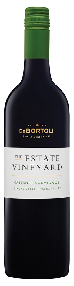 De Bortoli `The Estate Vineyard` Cabernet Sauvignon 2014 (6 x 750mL).