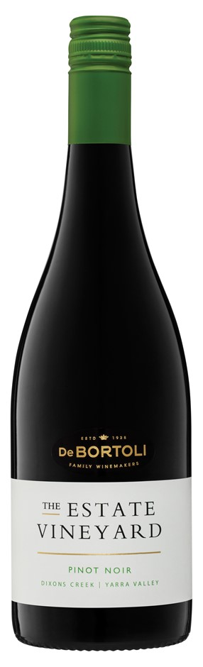 De Bortoli `The Estate Vineyard` Pinot Noir 2017 (6 x 750mL), Yarra Valley
