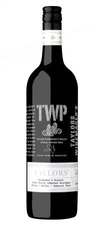 Taylors TWP Cabernet Merlot Malbec Cabernet Franc 2014 (6 x 750mL) SA