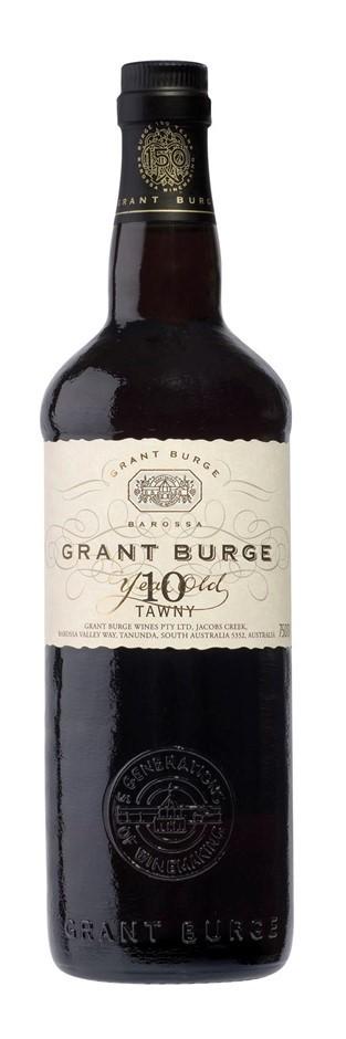 Grant Burge 10YO Tawny NV (6 x 750mL), Barossa. SA.