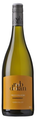 Rob Dolan Wines `True Colours` Chardonnay 2016 (12 x 750mL), Yarra Valley.