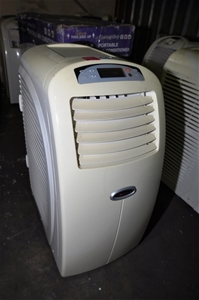 hotpoint portable air conditioner instructions