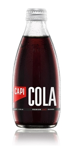 Capi Spicy Cola (24 x 250mL).