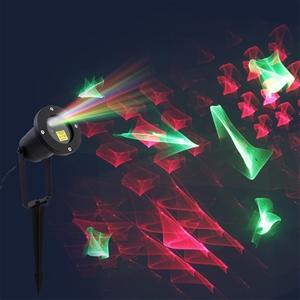 Jingle Jollys Laser Light Projector