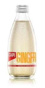Capi Ginger Beer (24 x 240mL).