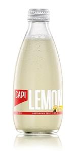 Capi Lemon Soda (24 x 250mL)